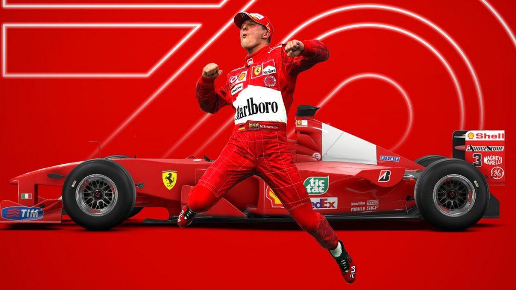F1 2020 Deluxe Schumacher Edition redeem code generator