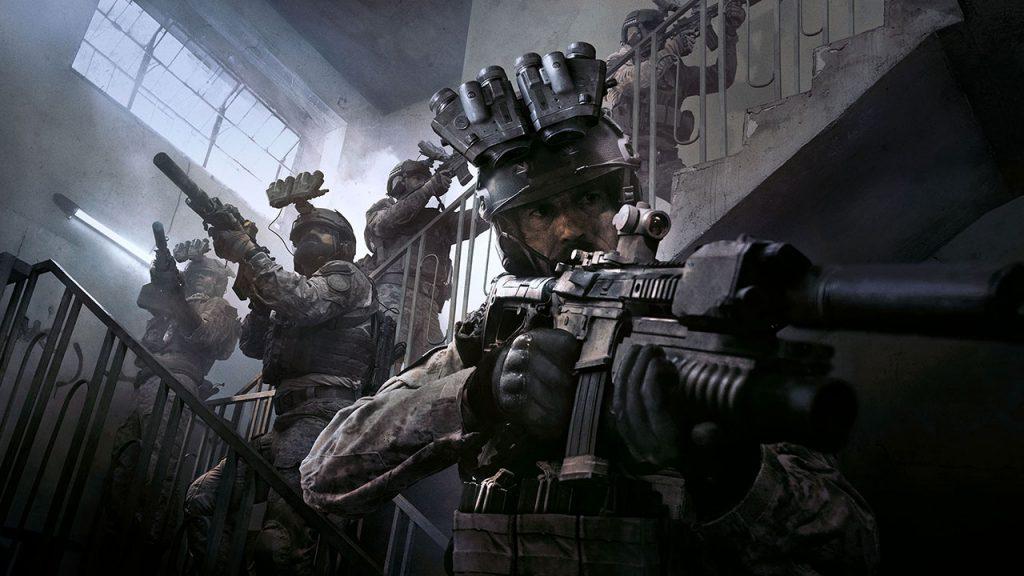 call of duty modern warfare Redeem Code ps4