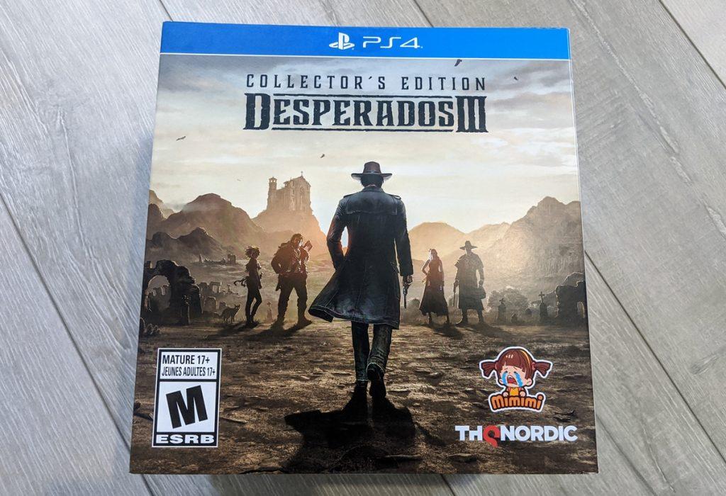 Desperados III - Digital Deluxe Redeem Code