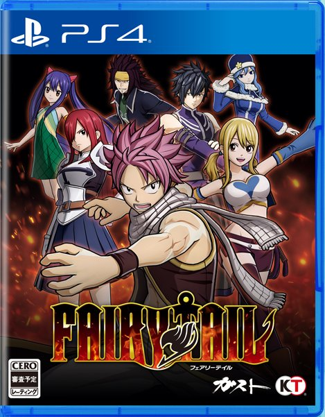 FAIRY TAIL redeem code