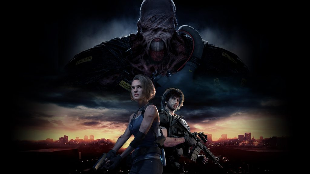 resident evil 3 free download ps4