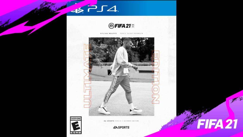 FIFA 21 redeem codes ps4