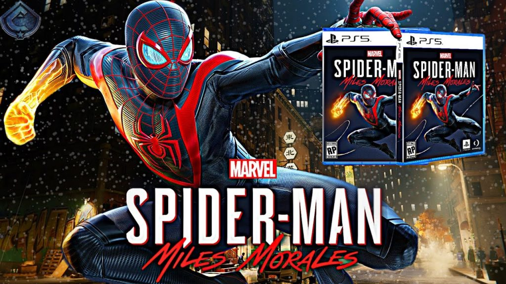 spiderman miles morales redeem codes ps4 & ps5